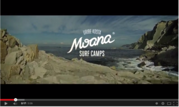 Compartir Surf Camp Video Promocional 2014 en facebook
